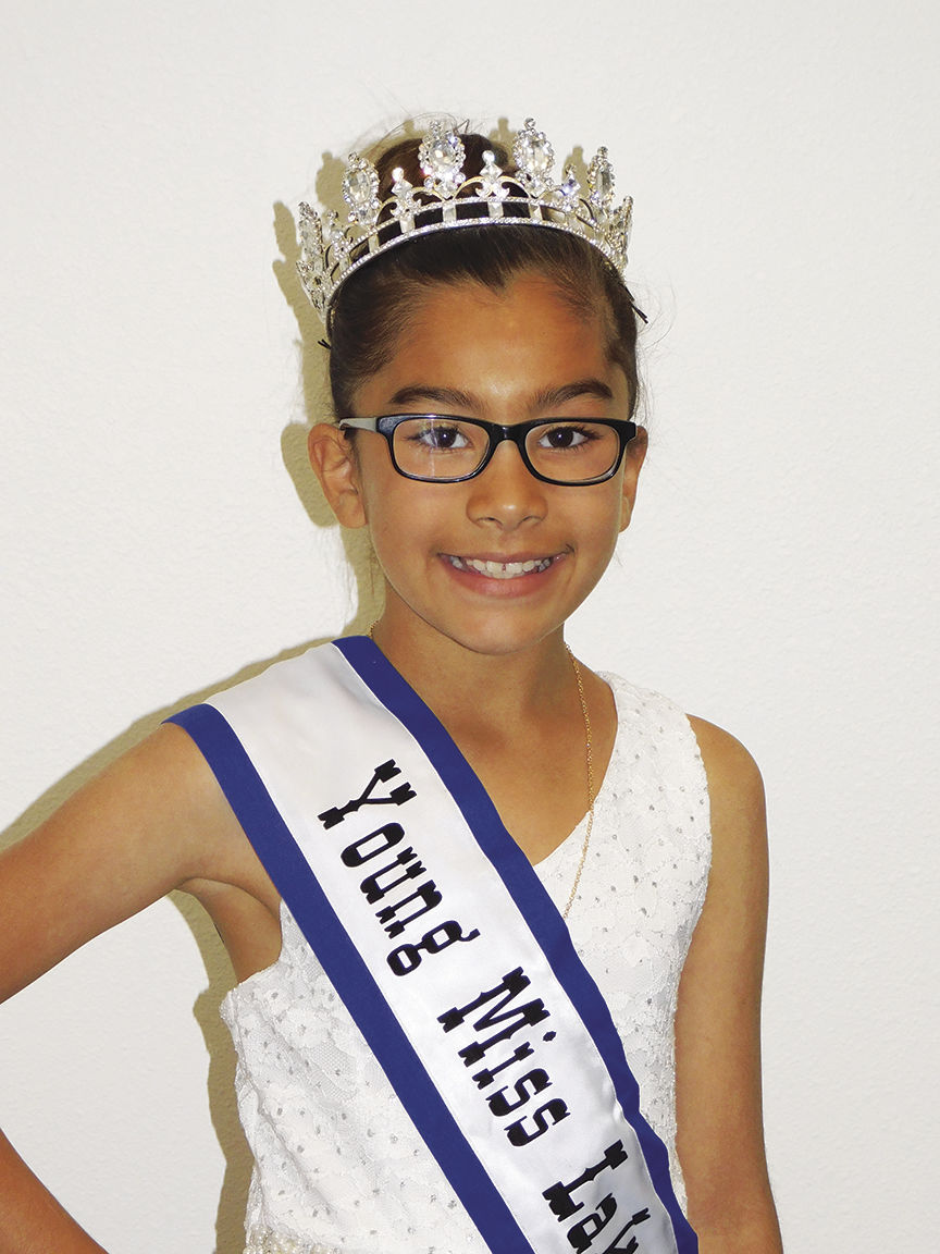 Emma Lopez — Young Miss Lake Los Angeles