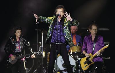 Music Rolling Stones Return