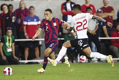 WCup Costa Rica US Soccer