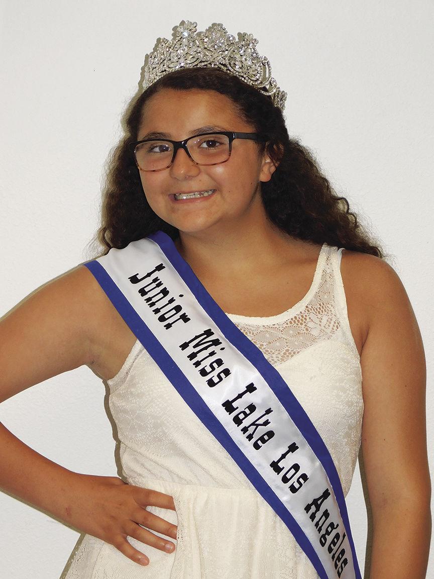 Mariah Nevaeh Diaz — Junior Miss Lake Los Angeles