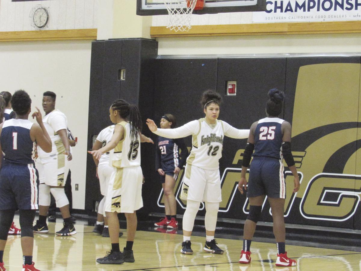 Lancaster girls basketball