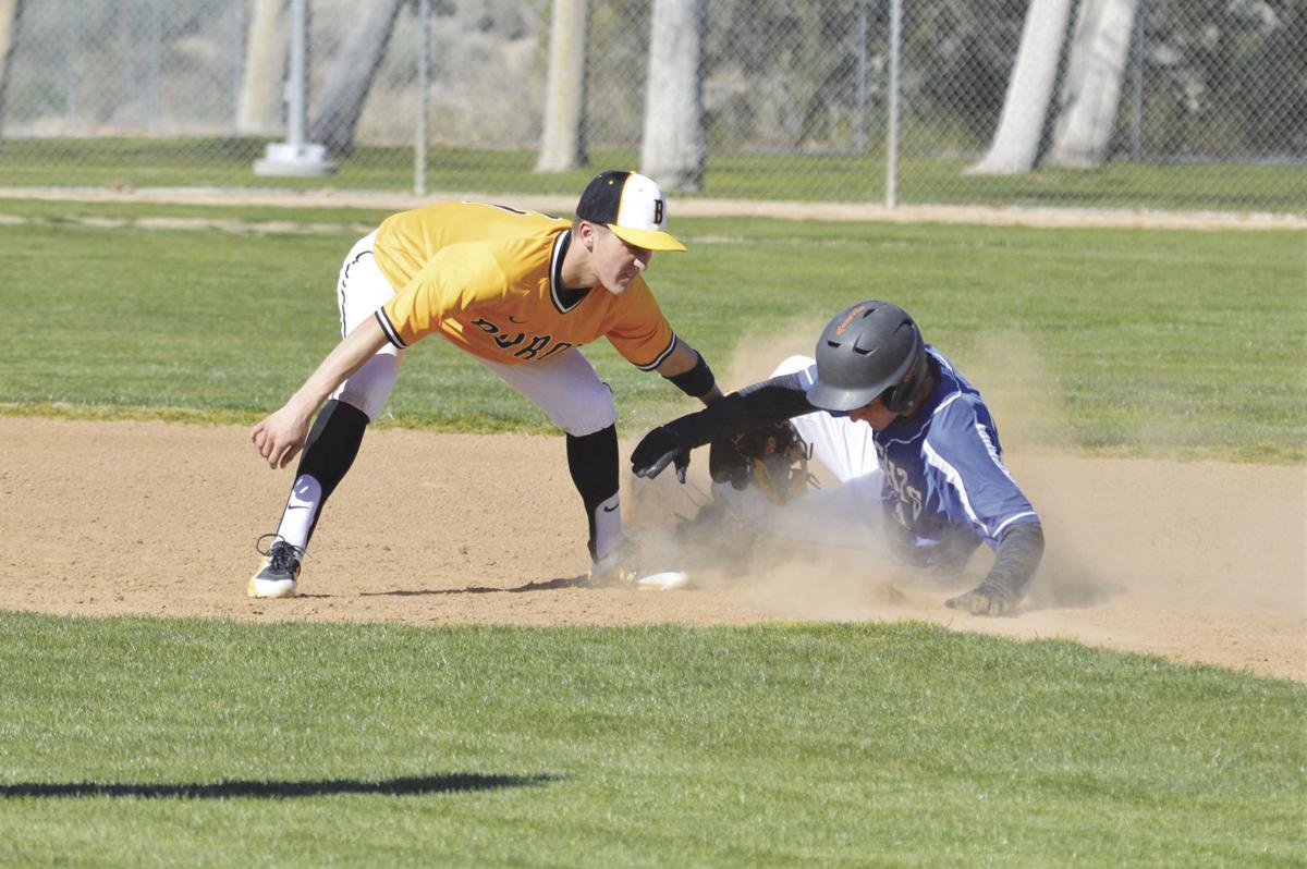 Desert Christian baseball