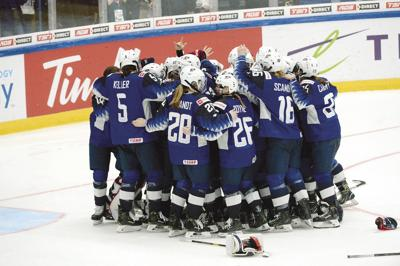 Finland Hockey Women Worlds