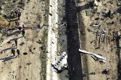 Iran Plane Shootout Anniversary