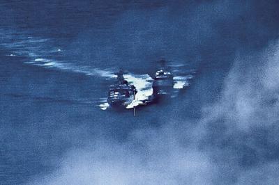 US Russian Ships