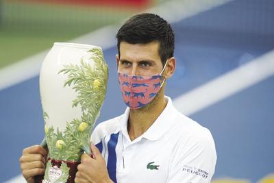 Djokovic Wins 35th Masters Sports Avpress Com