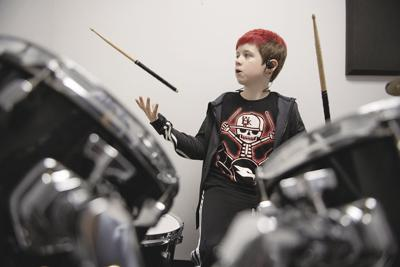 Exchange Music Therapy Drummer