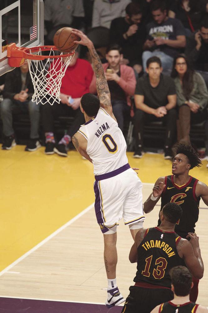 Cavaliers @ Lakers 2