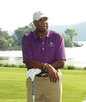 The Day I Played 18 With Frank Robinson Avpress Com
