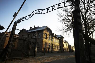 Auschwitz Holocaust Politics