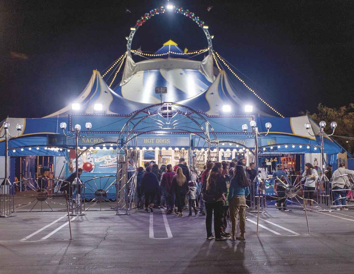 Circus Vargas 2