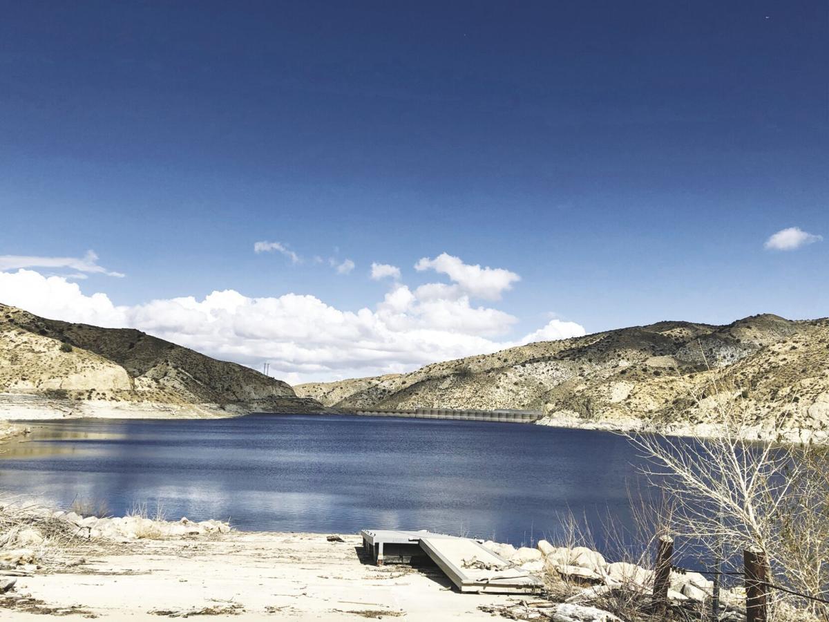 Littlerock dam 1