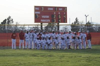 The Paraclete baseball team