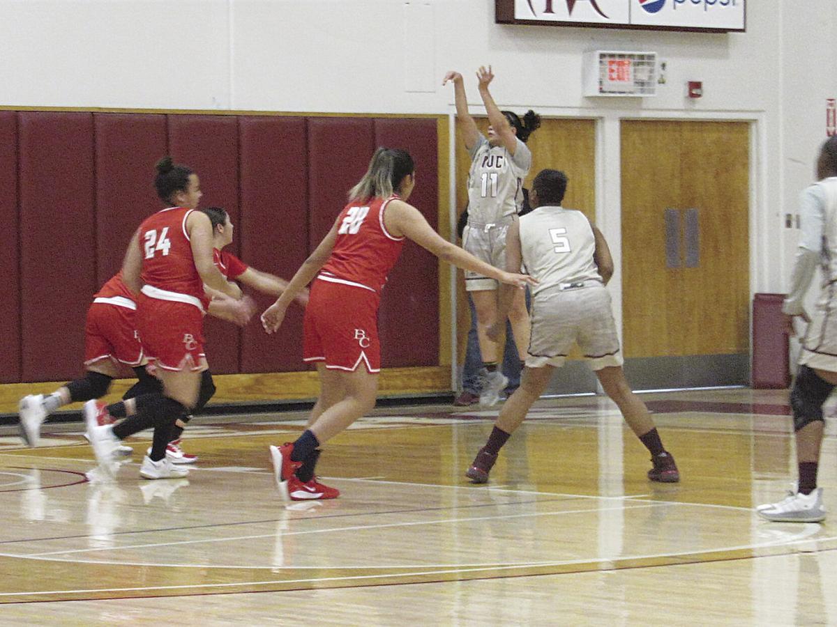 AVC women's basketball 1