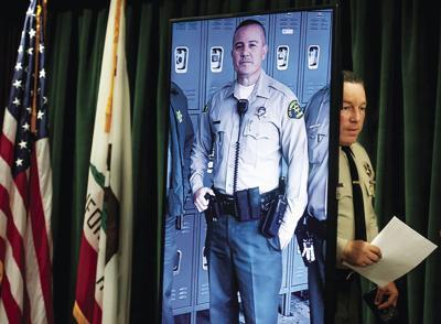 LA Deputy Shot