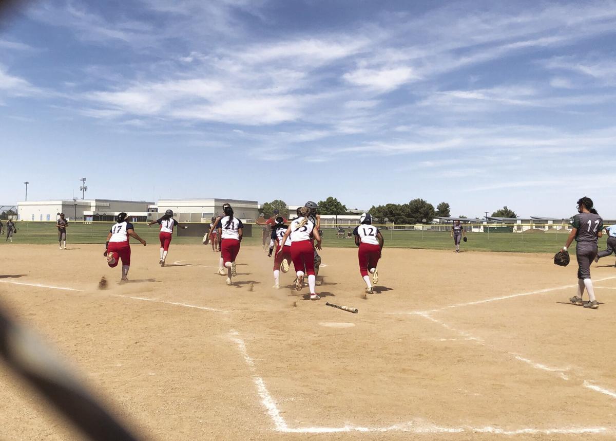Lancaster softball