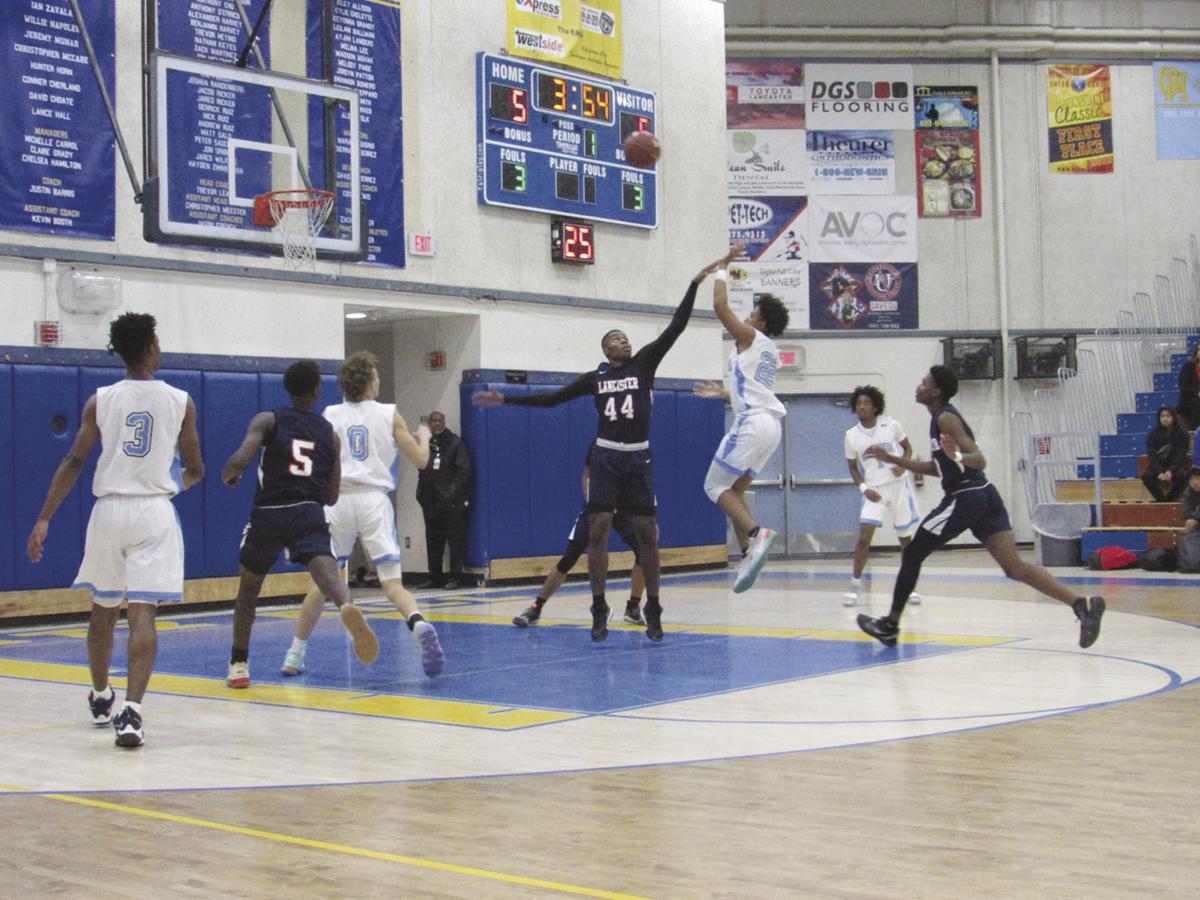 qh basketball