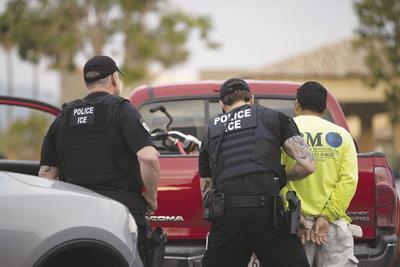 Immigration Law Enforcement