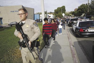 Saugus High School Shooting