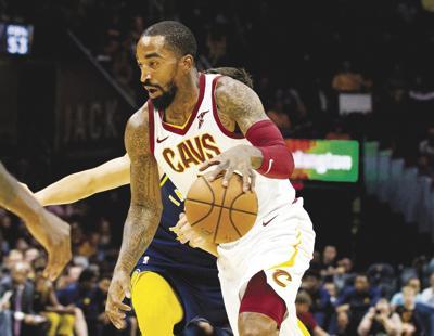 Lakers Smith Basketball