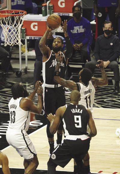 Clippers vs. Nets 2-21-21