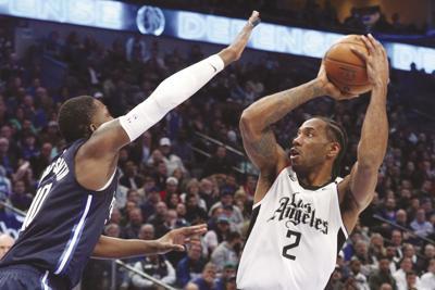 Leonard Scores 36 In Clippers Win Sports Avpress Com