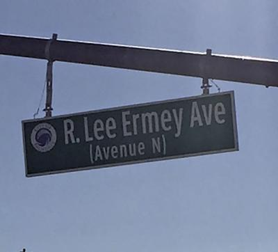 R. Lee Ermey Boulevard