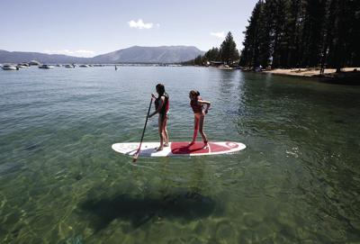 Microplastics Lake Tahoe