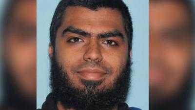 Ismail Hamed, who was shot and injured in a scuffle with law enforcement, is now charged with two felony counts of terrorism.