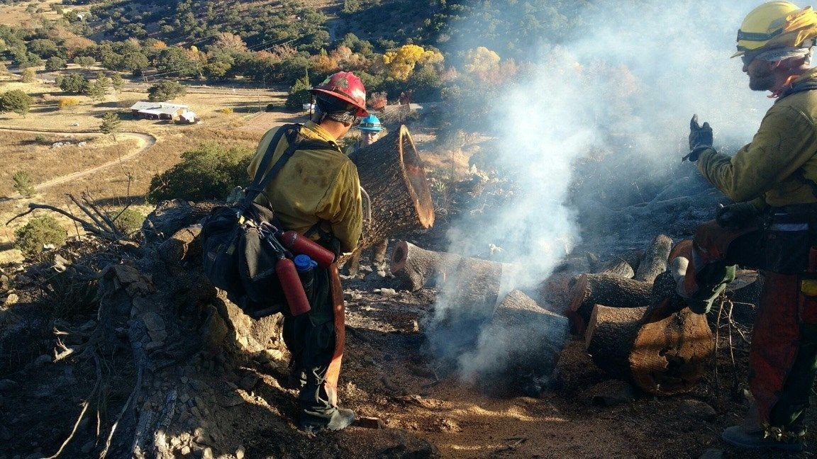 AZ ex-cons will soon have chance to become full-time firefighters