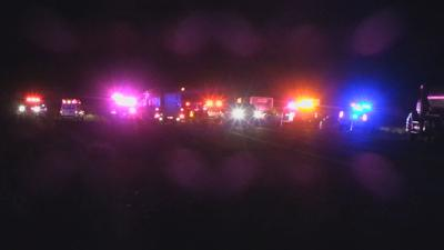 Deadly head-on crash near Wickenburg