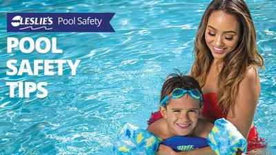 Pool Safety Tips - Leslie's Pool Supply