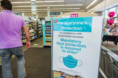 Don't argue with anti-maskers, CDC warns stores