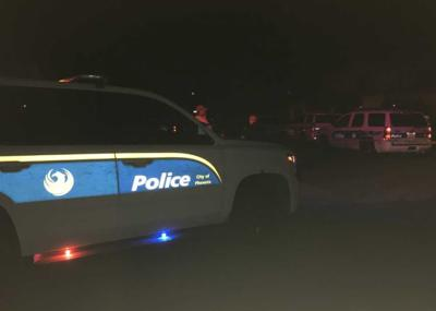 Phoenix police are investigating a shooting that left one man critically injured.