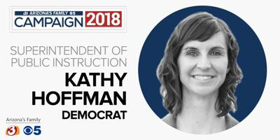 ELECTION DAY Superintendent of Public Instruction Kathy Hoffman