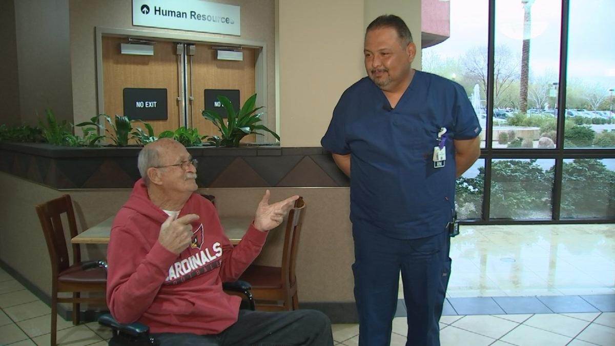 Kind gesture cements lifelong friendship for man with ALS g