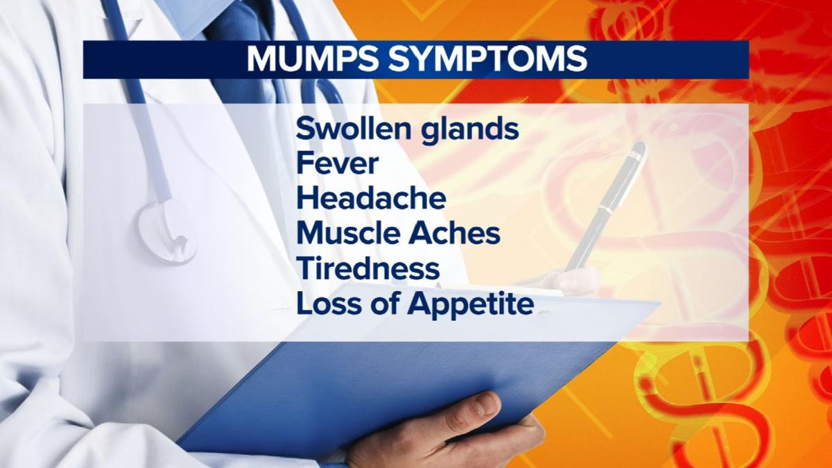 Case Of Mumps Confirmed In Southern Arizona