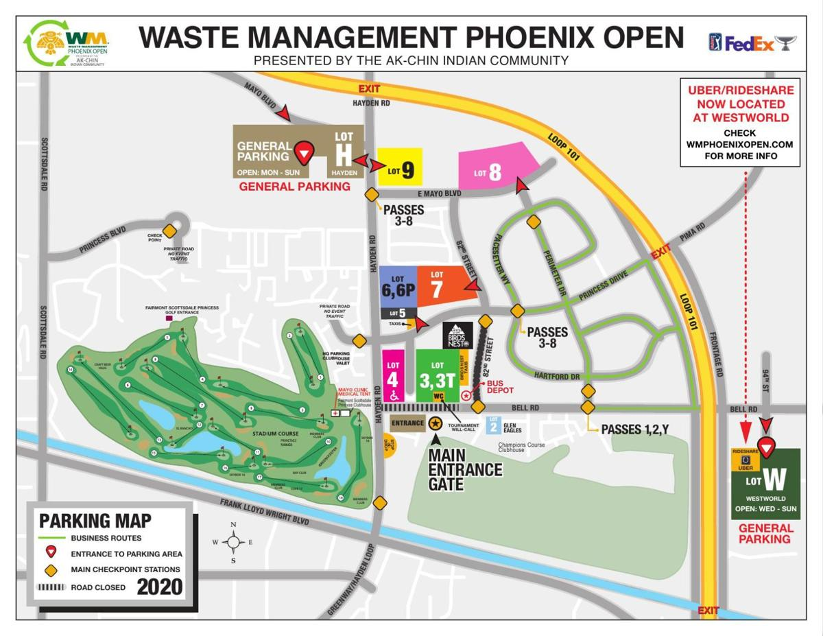 2020 WMPO parking map
