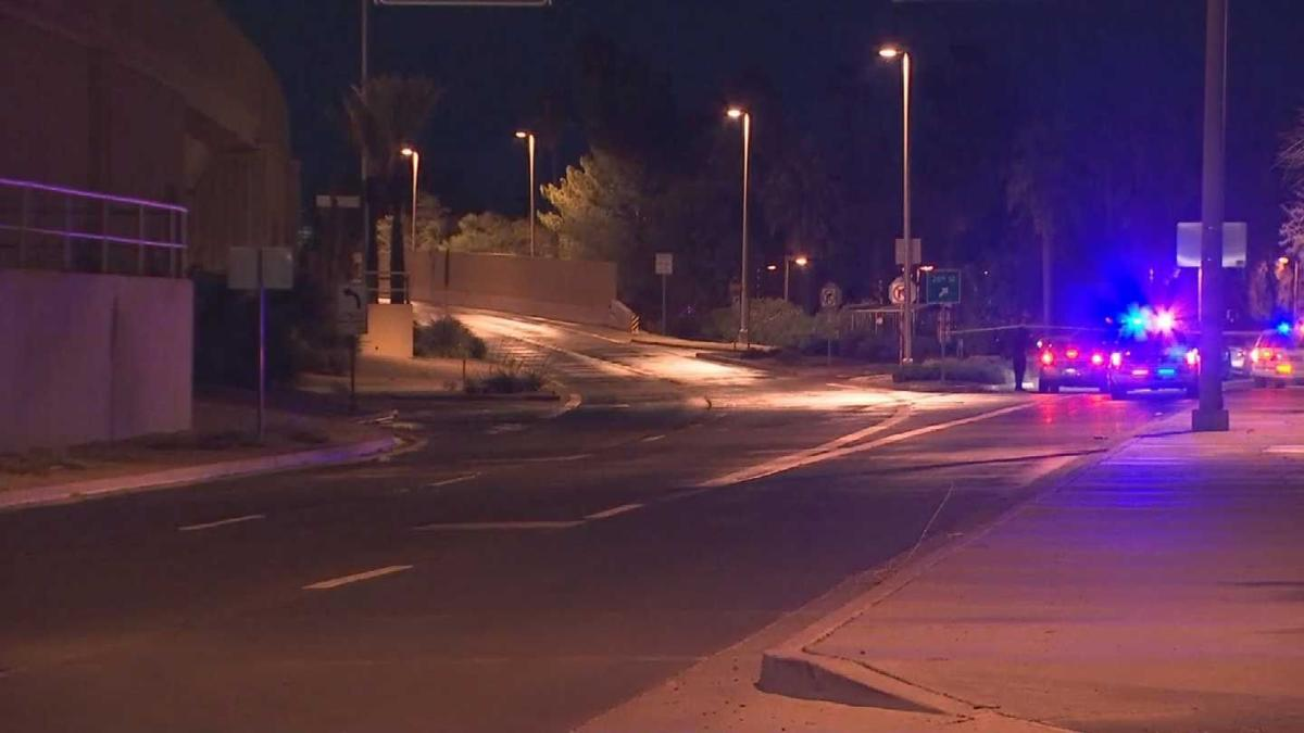 Suspect dead after officer-involved shooting in Phoenix