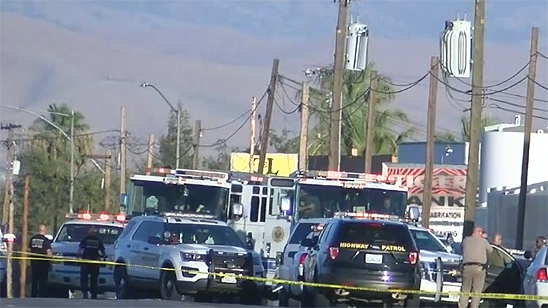 Gunman killed 5 in California before taking his own life, police say