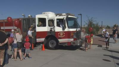 Phoenix Fire Station 55 launches with grand opening party