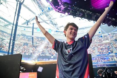 Teen Fortnite World Champion Kyle 'Bugha' Giersdorf was 'swatted' during a livestream