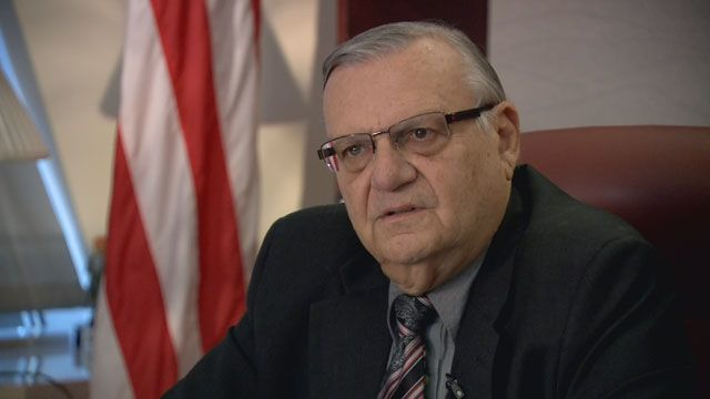 Arpaio still costing taxpayers money