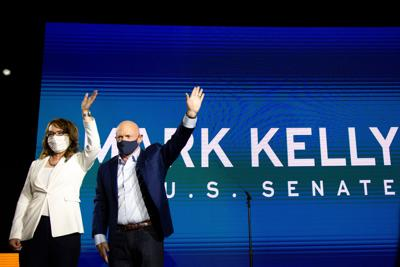 Mark Kelly to be sworn in as US senator, flipping Arizona seat from red to blue