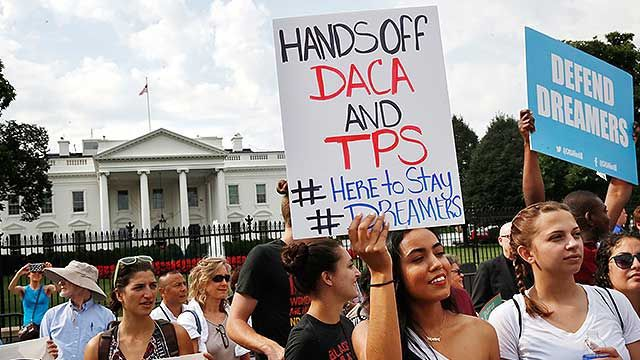 Time running out to renew DACA permits