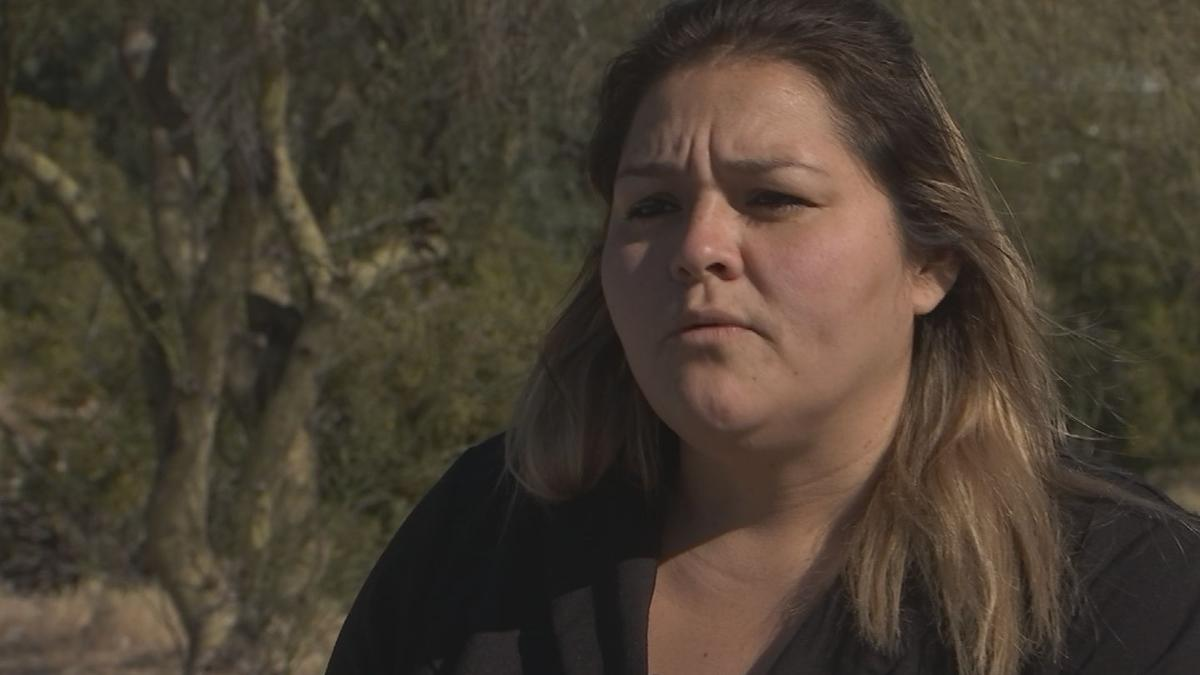 LaVonda Adamczyk's sister was killed in a 2009 shooting