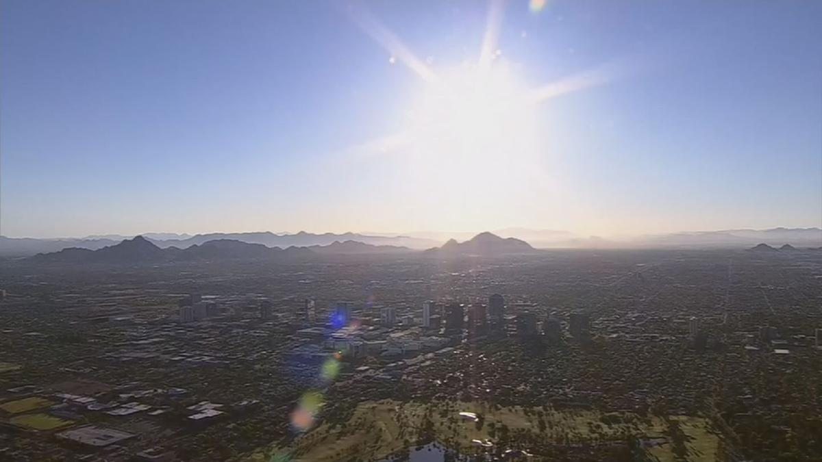 Record number of heat-related deaths reported in Maricopa County in 2017