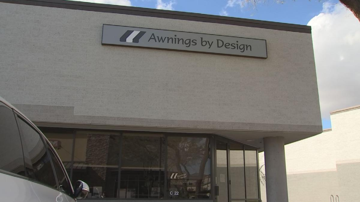 Contracting board suspends license for El Mirage awning ...