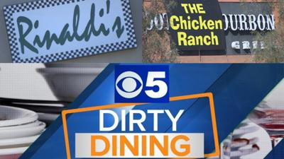 Dirty Dining for Jan. 10, 2020