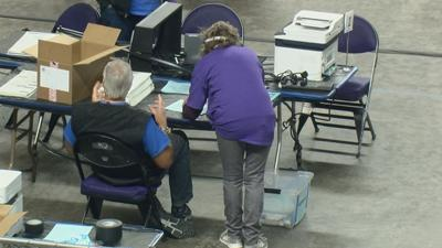 Maricopa County election audit counting